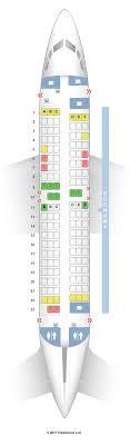American Airlines 732 Seating Chart Seatguru Seat Map Sas Seatguru