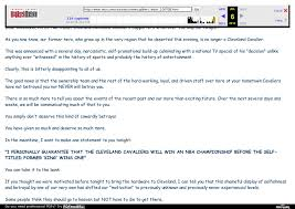 s web archive org web nba cavaliers news gilbert letter page 001