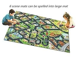 childrens road map rug kids street smart with roads play mat city ikea childrens