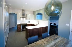 complete u shape kitchen