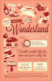best images about flyers posters typography wonderland party poster
