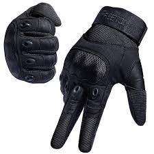 FREETOO <b>Tactical Gloves Military</b> Rubber Hard Knuckle <b>Outdoor</b> ...
