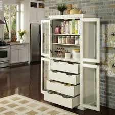 ... Kitchen, Storage Cabinet For Kitchen Free Standing Kitchen Cabinets  Home Depot Beautiful Kitchen White Storage ...