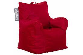 chillax kids armchair bean bag  red  ireland