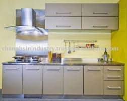 Metal Kitchen Cabinet Doors Stainless Steel Kitchen Cabinets Doors Roselawnlutheran