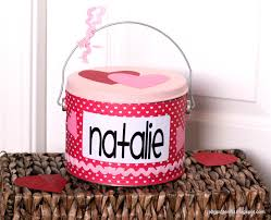 Valentine Shoe Box Decorating Ideas The Valentine's Paila Cute and Easy Alternative to the Shoe Box 39