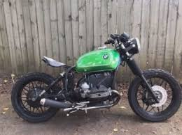 1980 r100 bmw bobber airhead motorcycle fully restored cafe