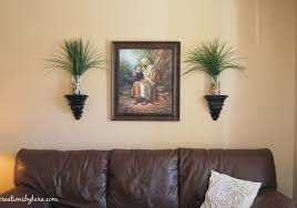 splendid simple wall decor 59 cool wall designs for living room