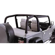 Roll Bar Cover Kit Full 97 02 Jeep Wrangler Tj