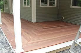 1x4 profile source composite porch flooring floor ideas