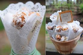 5 unique wedding favor ideas for rustic chic wedding styles sweets for your wedding guests