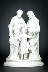 holy family statue porcelain outdoor garden state plaza amc theater showtimes