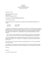Child Support Agreement Letter California. Child Support Agreement ...