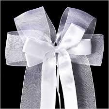 décoration mariage voiture invités noeud dans noeud en tulle pour voiture mariage 2018 et tulle mariage