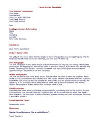 cold contact cover letter template cold contact cover letter