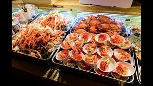 Seafood Buffet Nanda