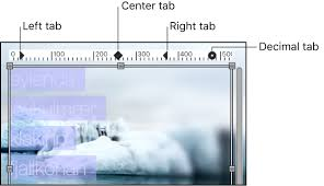 type of tab motion add remove and modify tabs