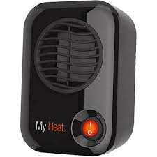 Portable Battery Heater Lasko Electric My Heat Personal Heater100 Walmartcom