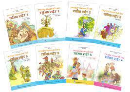 Truyện tranh bổ trợ Tiếng Việt cho học sinh lớp 1 đến lớp 4