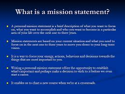 how to start a personal mission statement   thevictorianparlor co Begin With the End In Mind  Writing Your Personal and Business Mission  Statement   ETTWomen