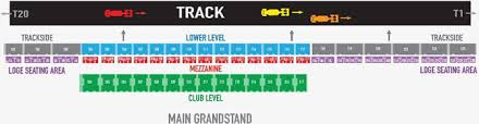 40 Circuit Of The Americas General Admission Tickets Of