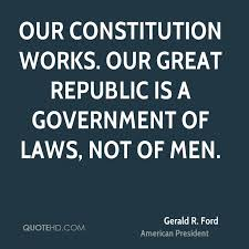 Constitution Quotes Delectable Gerald R Ford Quotes QuoteHD