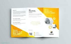 In Design Brochure Template Atlasapp Co