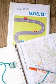 taking a road trip with the kids check out how to make this easy travel you ll also find a huge list of awesome free printable kids travel activities