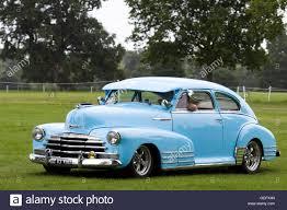 1942 Chevrolet Fleetline Sportmaster Stock Photo, Royalty Free ...
