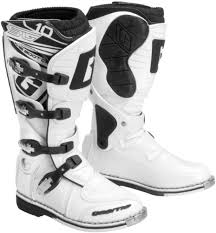 Gaerne Sg10 Adult Off Road Motorcycle Boots White 10 Buy