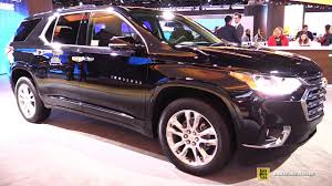 2018 chevrolet traverse interior. modren interior 2018 chevrolet traverse  exterior and interior walkaround debut at 2017  detroit auto show youtube with chevrolet traverse interior