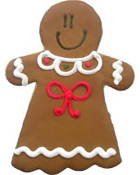 gingerbread woman. Wonderful Woman In Gingerbread Woman T