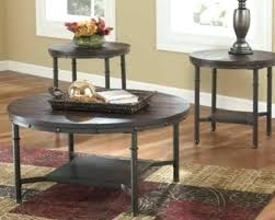 ashley furniture round coffee table furniture end