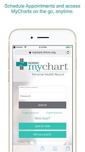 Nhrmc My Chart Login Nhrmc By New Hanover Regional Medical Center