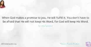 Keep Your Word Quotes Simple William Marrion Branham Quote About Afraid Keep Word Testify
