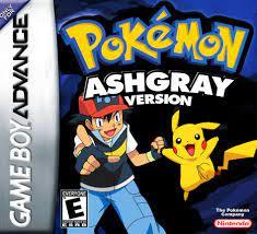 pokemon ash gray - Gameboy Advance Game - GBA - English Version - only  Cartridge