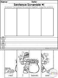 Kindergarten Writing Station These are great for beginning readers ...