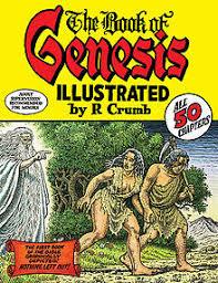 The Book of Genesis  comics    Wikipedia Wikipedia The Book of Genesis  CrumbGenesisCover jpeg