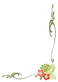 Flower Border Designs For Paper Simple Flower Borders Design Hd Border Designs Projects To Try