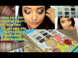 the balm jovi eye shadow palette dupe fake the ads balm dupe est makeup kit review highend dupe