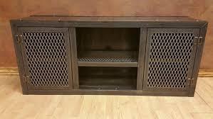 modern industrial furniture. #001 - Modern Industrial Media Console Entertainment Center \u2013 Evolution Furniture Co. D