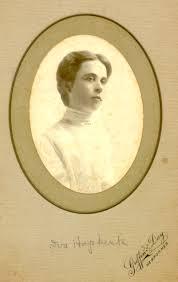Iva JONES HOPKIRK, CIRCA 1900