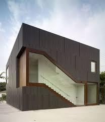 Contemporary Exterior by LAB+ (Liang Architecture Bureau+, Inc.)