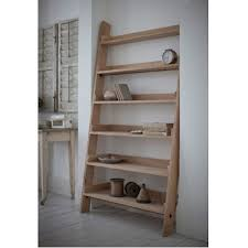 architecture wooden ladder bookcase popular nautical shelves white with 0 from wooden ladder bookcase