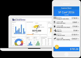 Mobile Timesheet App Iphone Android Clicktime