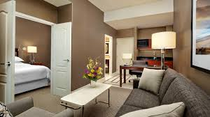 Presidential Suite Sheraton Suites Calgary Eau Claire Hotel - Two bedroom suites toronto
