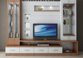 Image Indian Homebanao Latest 40 Modern Tv Wall Units Tv Cabinet Designs For