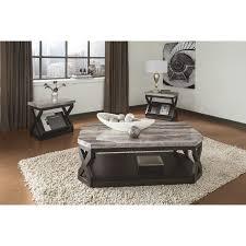 Three Piece Living Room Table Set Latitude Run Kelton 3 Piece Coffee Table Set Reviews Wayfair