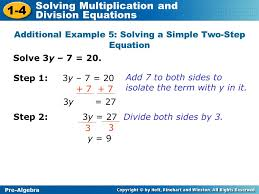 solve multiplication and division equations jennarocca