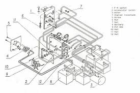 wiring diagram for golf cart batteries images melex golf cart wiring diagram